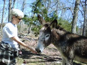 Nan makes friends