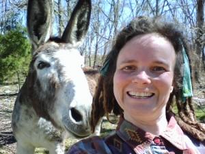 Wren makes friends